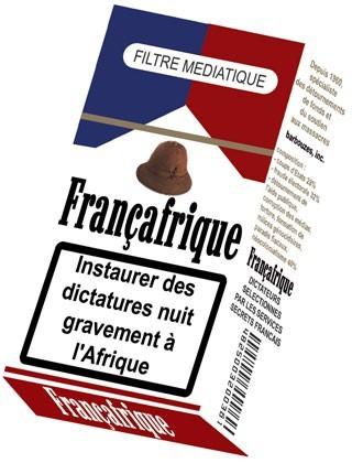 La Françafrique en Centrafique - DR