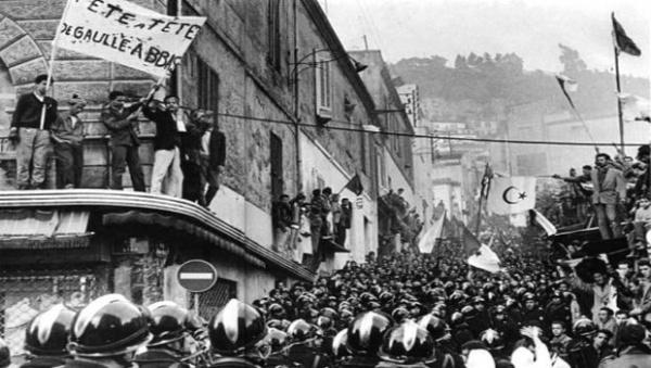 Archives : les manifestations du 11 décembre 1960 en faveur de l'indépendance